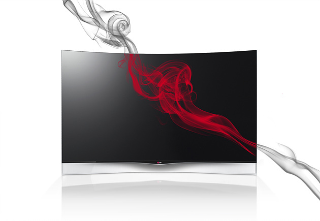 올레드 TV 디자인