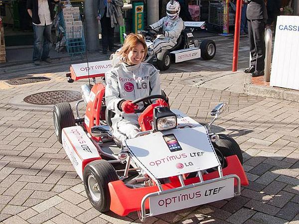 일본 F1 마케팅