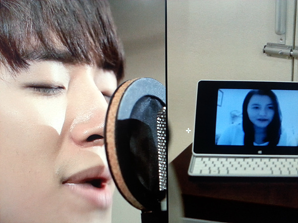 'A Song for you' 음악 Request 방송에 출연한 2PM