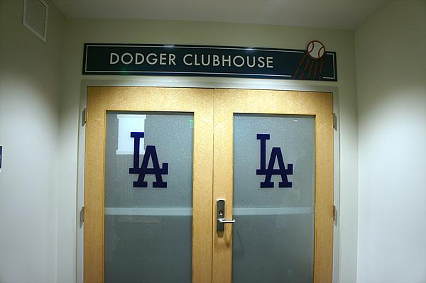 LA Dogers 경기장 내부