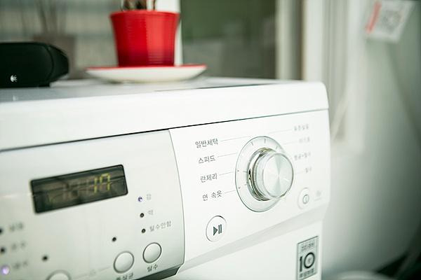 스피드 세탁 기능