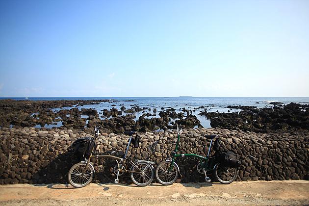 자전거여행을 통해 얻은 점