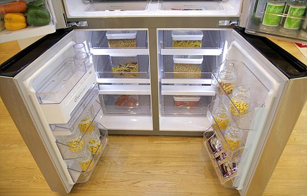 하단 냉동실