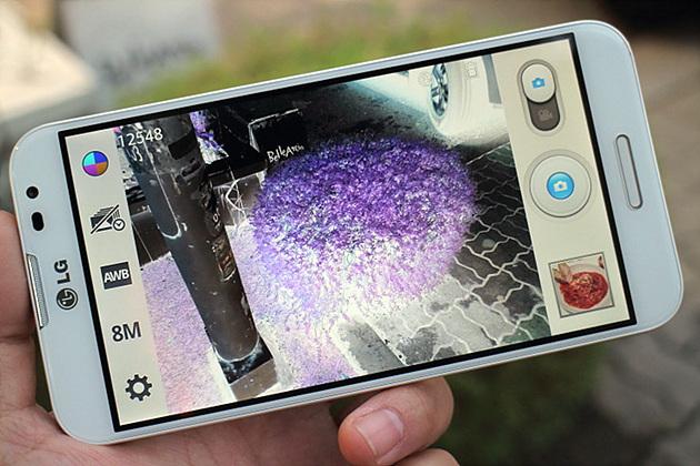 색다른 사진을 촬영하고 싶다면 필터모드를 사용해 보기