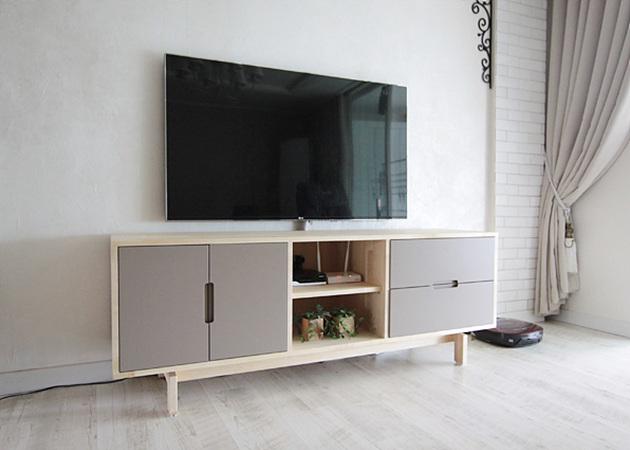 과열 방지! 정전기로 쉽게 먼지가 붙을 수 있는 'TV'