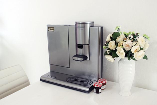 커피머신 관리하기