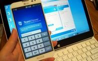 스마트폰과 탭북의 원격제어로 똑똑하게 일하는 법