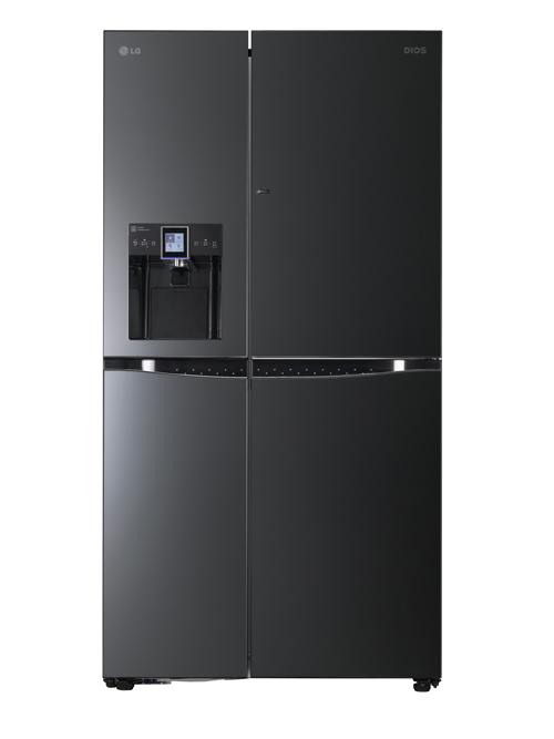 LG 디오스 정수기냉장고 (R-T863VJCBU)