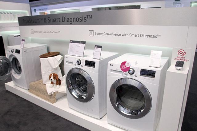 스마트 세탁기