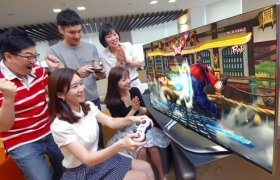 LG전자 LG유플러스, 스마트TV용 클라우드 게임 국내최초 출시