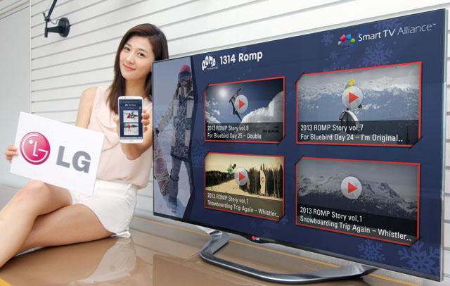 LG 주도 「스마트TV 얼라이언스」, 앱 개발 환경 대폭 개선
