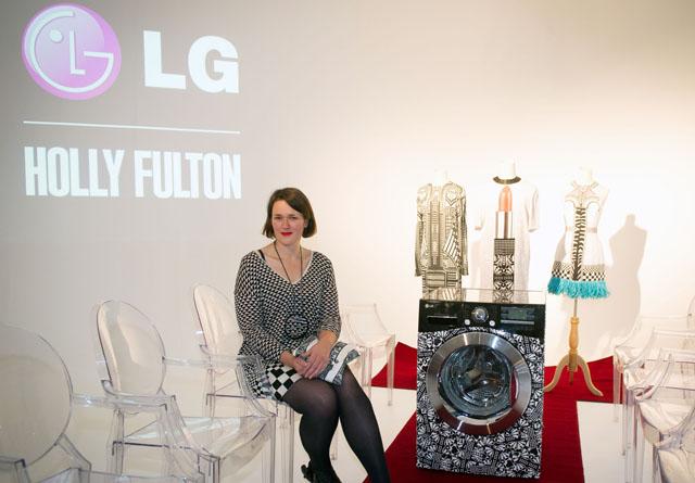 LG전자, 英서 '디자이너 세탁기' 출시