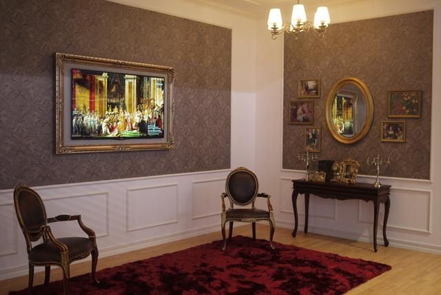 LG 프레임 OLED TV