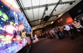 'IFA 2013' 개막 현장, LG의 기대작은?