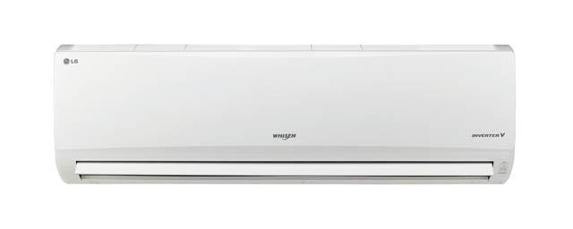 LG전자가 인버터 방식을 채용해 에너지 효율 1등급을 획득한 휘센 난방에어컨을 출시한다.