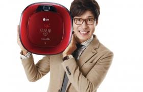 LG전자, '로보킹 유준상 스페셜 에디션' 출시