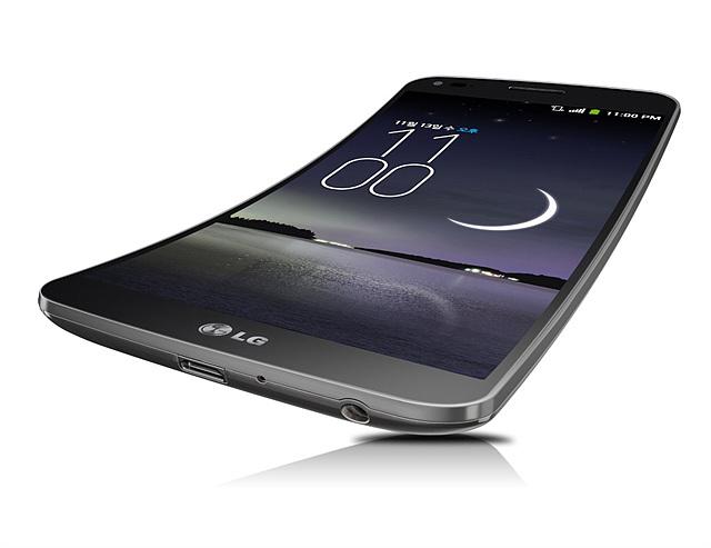 LG Curved 스마트폰 G Flex
