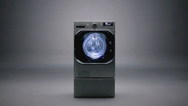 트롬세탁기