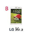 최고의 제품상 두번째 후보로 화이트 컬러의 LG 뷰3 모습이다