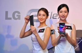 LG전자, 'LG G 플렉스' 글로벌 공략 개시