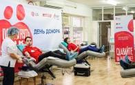 LG전자, 러시아 소치서 대규모 헌혈캠페인 전개