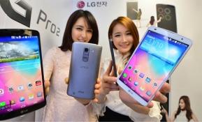 세상과 통하는 4가지 코드! 'LG G프로2' 공개 현장