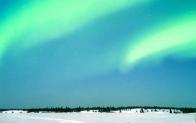 'LG G프로2′, 겨울왕국에서 오로라를 만나다