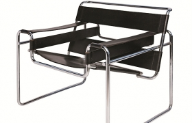 marcel breuer, Wassily Chair, 1925