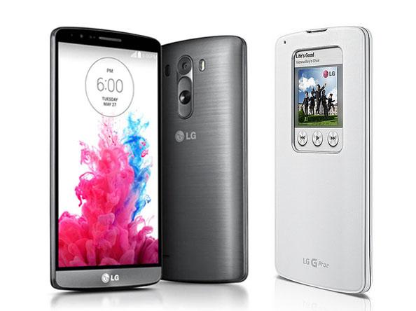 G 시리즈 - G3, G Pro2 제품 이미지
