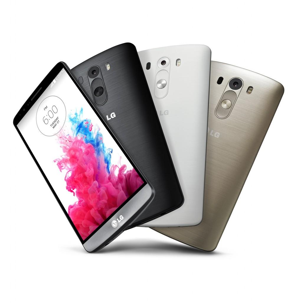 LG G3 출시 컬러