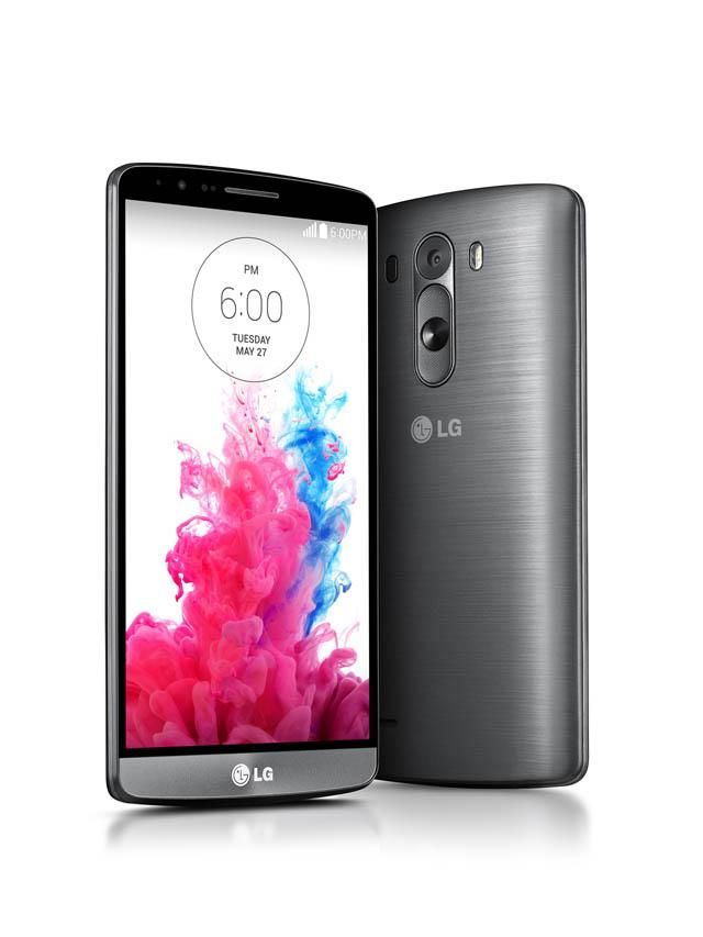 G3 메탈릭 블랙 색상 제품 이미지 입니다.