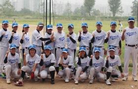 인천 부평 야구 연습장에서 찍은 '한국여자야구대표팀' 선수들의 단체사진 입니다.
