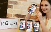 LG전자, 'LG G3 스타일러스' 출시로 'G3' 패밀리 라인업 완성