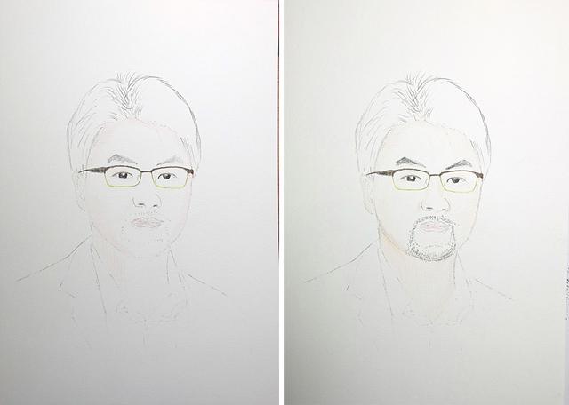 보통 사람을 위한 전문가처럼 초상화 그리기 (5)