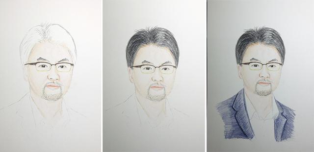보통 사람을 위한 전문가처럼 초상화 그리기 (6)