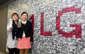 폴더형 스마트폰, '와인 스마트'를 만든 사람들