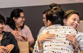 베트남 다문화 가족이 한자리에 모인 까닭은?