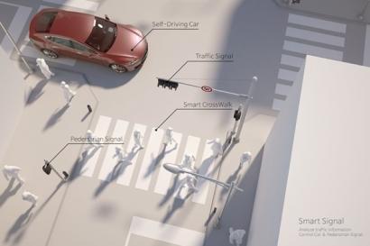 LG전자, 메르세데스 벤츠와 '미래 자동차' 핵심 부품 개발 협력
