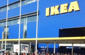 이케아(IKEA)에서 만난 친근한 LG 가전 제품