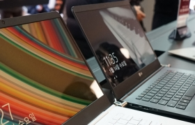 PC 시장의 새 얼굴, '그램 14'와 '곡면 일체형 PC'를 만나다