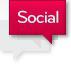 Social LG전자 블로그 아이콘