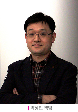 G 플렉스2 개발자 박상민 책임의 사진
