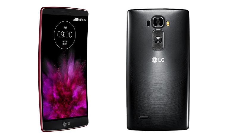 LG G 플렉스2 제품 이미지입니다.