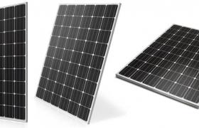 LG전자가 주택용 태양광 시장을 공략하기 위해 출시한 고효율 주택전용 태양광 모듈 '15년형 모노 엑스(Mono X)'