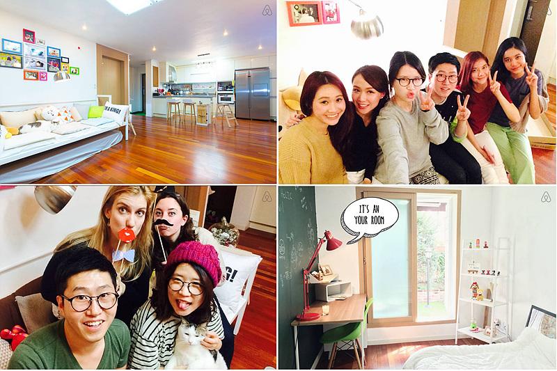 홍대 신혼집 남는방을 airbnb 호스팅중인 미미제제 부부