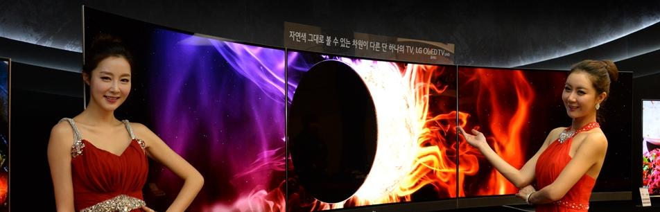 2015 LG전자 TV 신제품에 대한 모든 것을 알려주마!