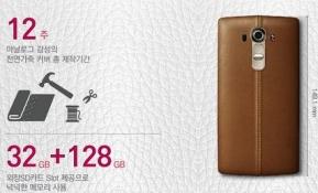 [인포그래픽] See The Great LG G4