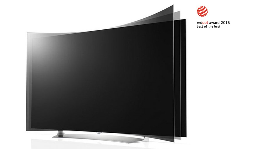 LG 77형 가변형 올레드 TV