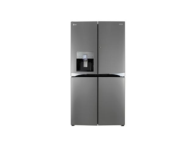 LG 디오스 얼음 정수기냉장고 제품 사진 입니다.