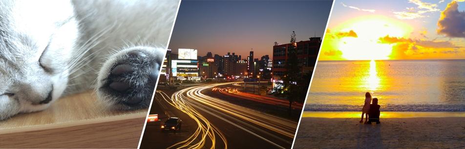 LG G4 극한 사진전! 스마트폰 카메라의 한계에 도전하다